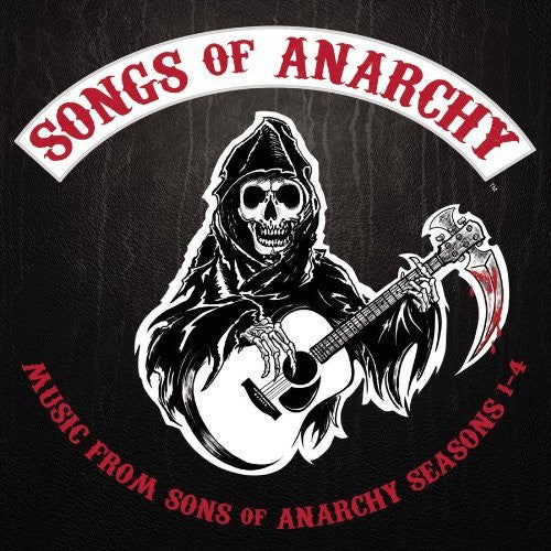 Songs Of Anarchy, Music From The Sons Of Anarchy Seasons 1 - 4 2LP