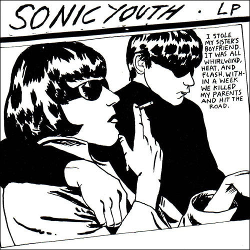 Sonic Youth, Goo LP