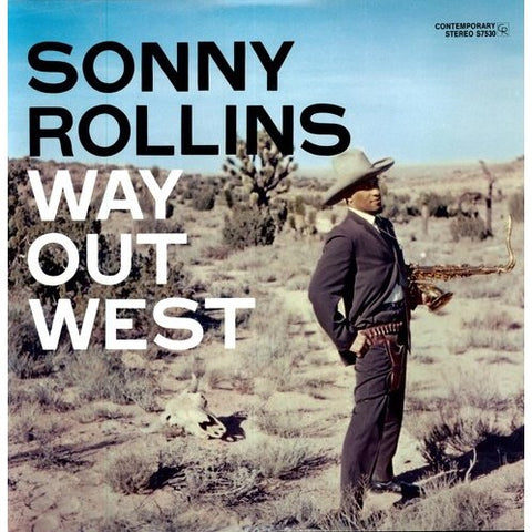 Sonny Rollins, Way Out West LP