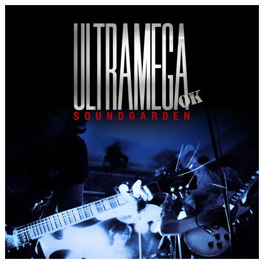 Soundgarden, Ultramega OK 2LP