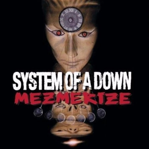 System Of A Down, Mezmerize LP