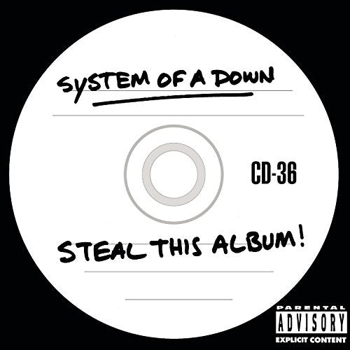 System Of A Down, Steal This Album 2LP