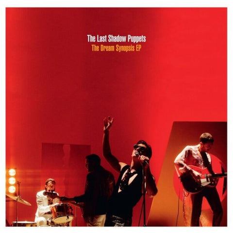 "Special Order: The Last Shadow Puppets, Dream Synopsis 12"" EP"