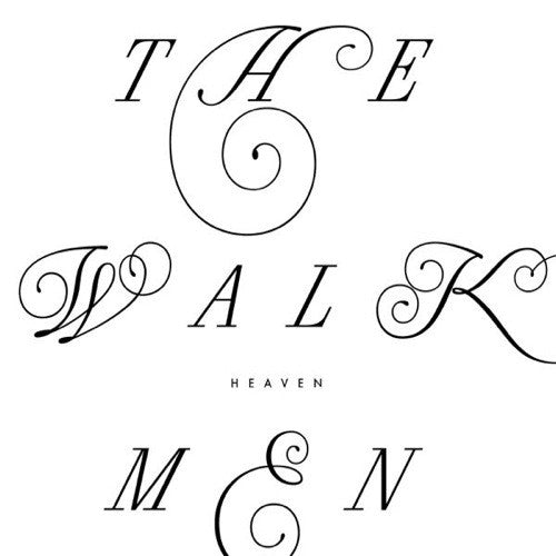 The Walkmen, Heaven CD