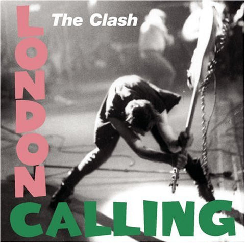 The Clash, London Calling 2LP