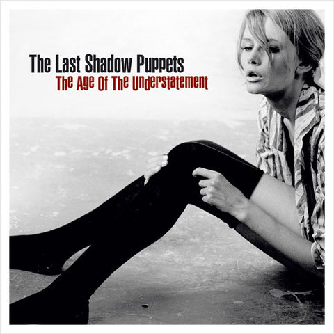 Special Order: The Last Shadow Puppets, The Age Of Understatement LP