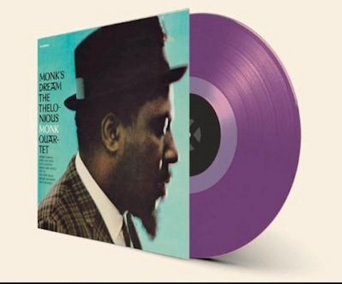 Thelonious Monk Quartet, Monk's Dream LP