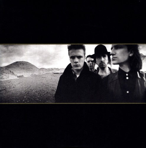 U2, Joshua Tree 2LP
