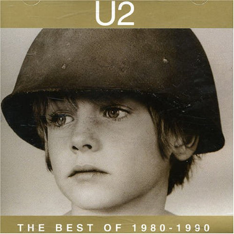 U2, The Best Of 1980 - 1990 2LP