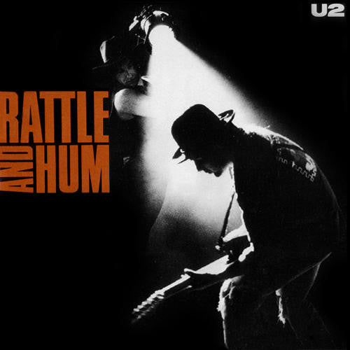 U2, Rattle And Hum 2LP