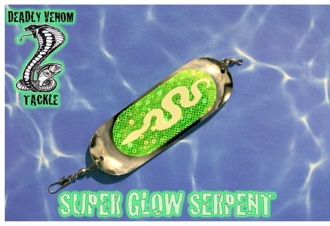 "BLACK WIDOW DODGER - CHARTREUSE ""SUPER GLOW"""
