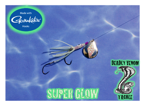 "DIAMONDBACK SQUID - UV ""SUPER GLOW"""