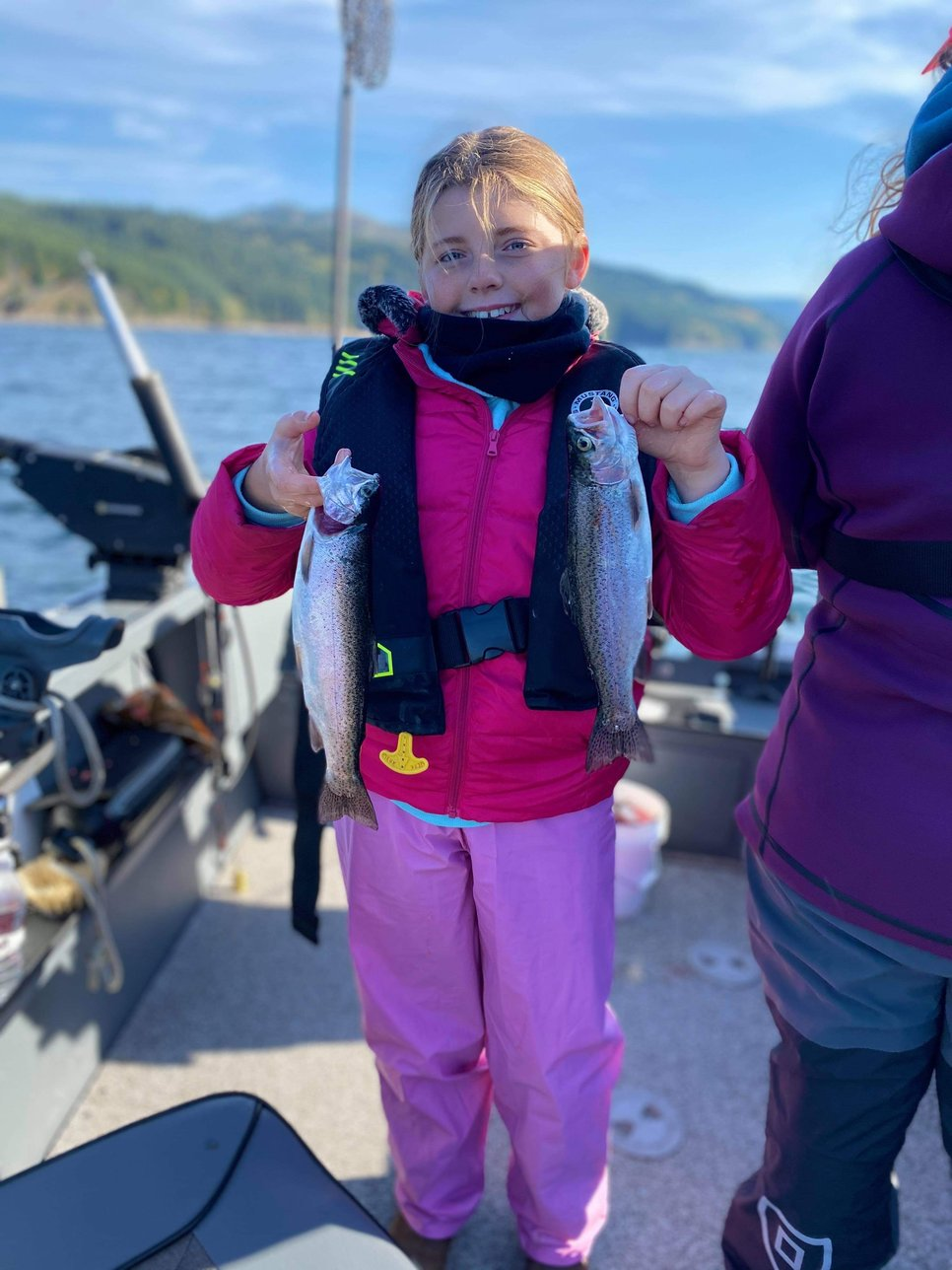 Kokanee & Trout Tackle, Micro Hoochies, Squid skirts, dodgers