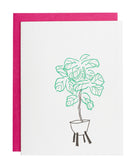 Fiddle Leaf Tree card