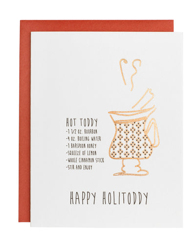 Happy Holitoddy card