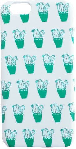 Cactus Print iPhone 6 Cover
