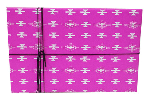 Pink Haze Wrapping Paper