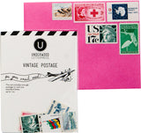 Vintage Postage - Color Mix