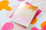 Birthday Stars card