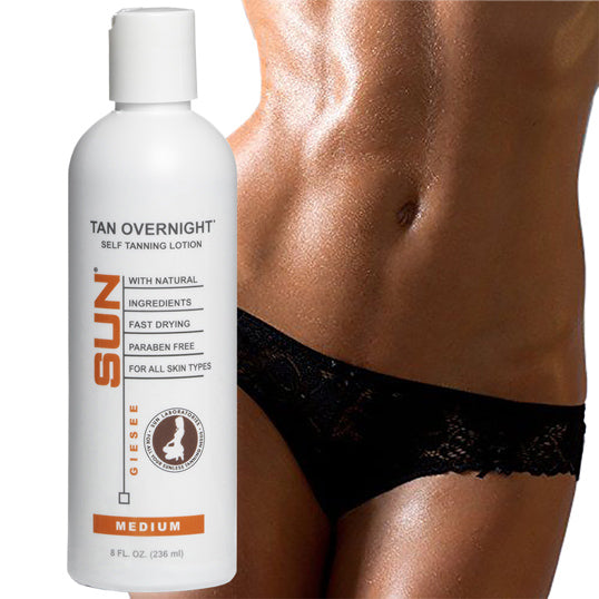 TAN OVERNIGHT- MEDIUM