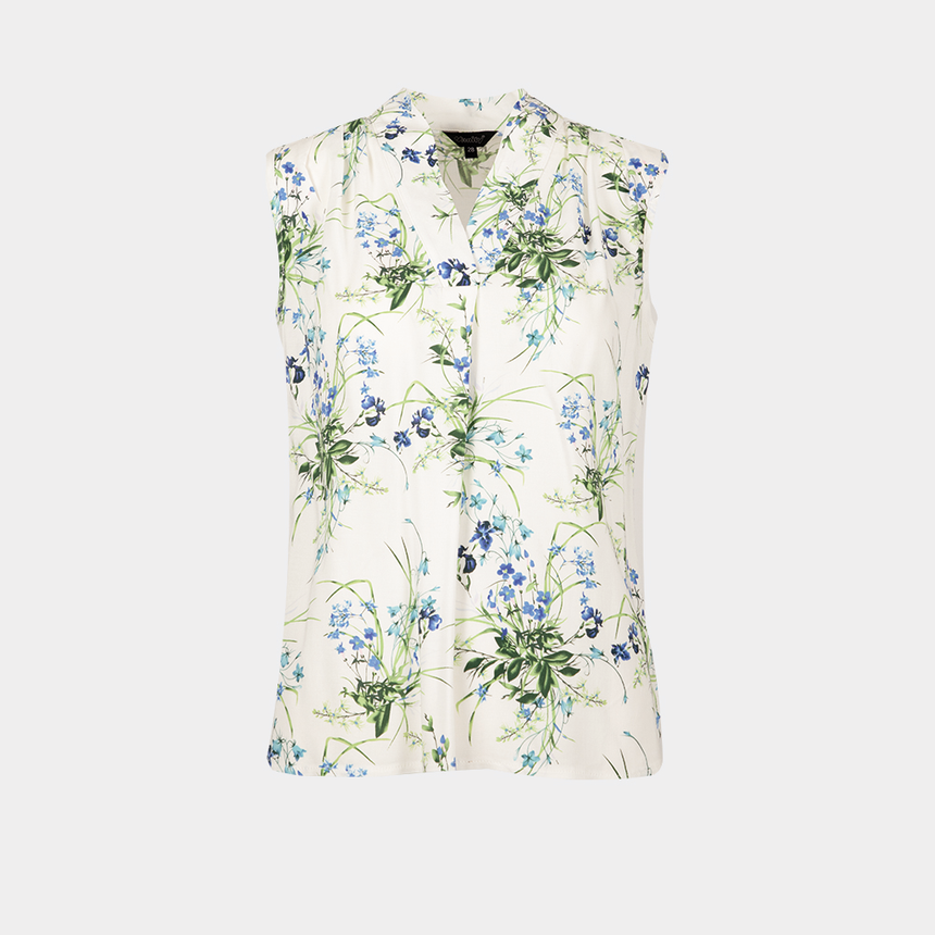 Blusa estampado floreado