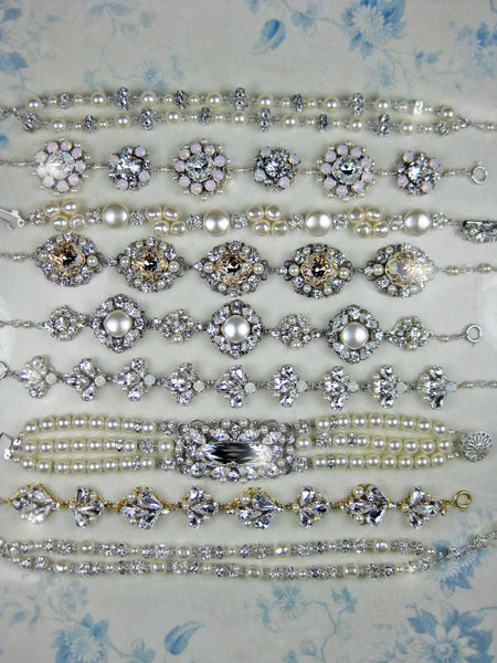 Bridal Jewelry Handmade by Everything Angelic