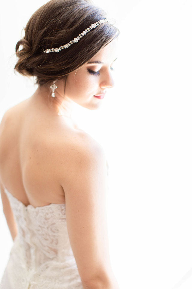 Bridal Headbands in Atlanta