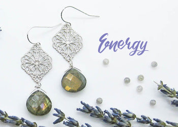 Handmade Gemstone Jewelry For Women, Shop Online For Earrings, bracelets and necklaces. Artisan, handcrafted and unique. Angelic Jewelry
