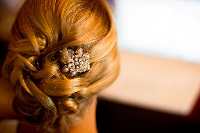 Bridal Hair Jewelry