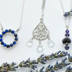 Gemstone Necklaces for Women