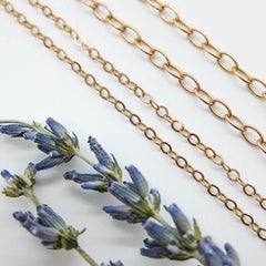 14k Rose Gold Filled Jewelry