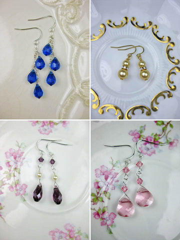 Bridesmaid Jewelry Sale