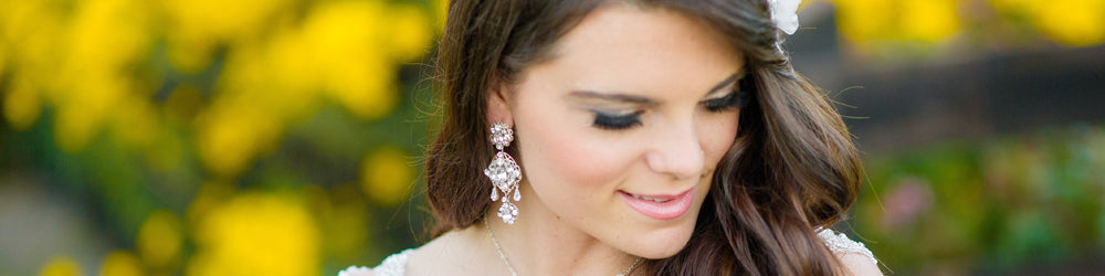 Bridal Earrings | Wedding Earrings