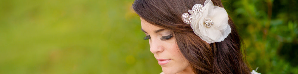 Wedding Hair Accessories | Bridal Hair Accessories