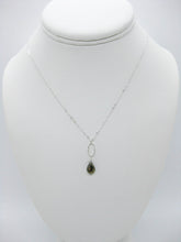 Load image into Gallery viewer, Chrysanthe: Pyrite Necklace - n405