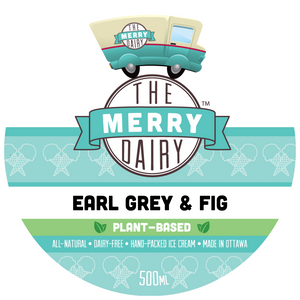 Earl Grey & Fig (V/GF/SF) Pints!