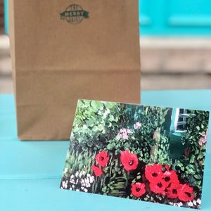 Flowers Cards By Francie - Creatures of Habit-at
