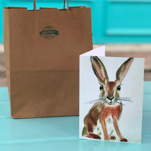 Rabbit Cards By Francie - Creatures of Habit-at
