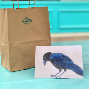 Bluebird Cards By Francie - Creatures of Habit-at