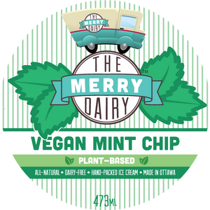 Vegan Mint Chip (V/GF) Pints!