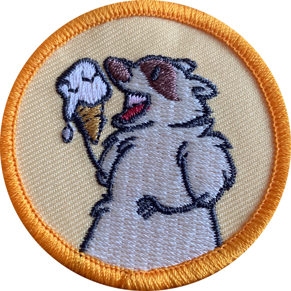 The Trash Panda Patch