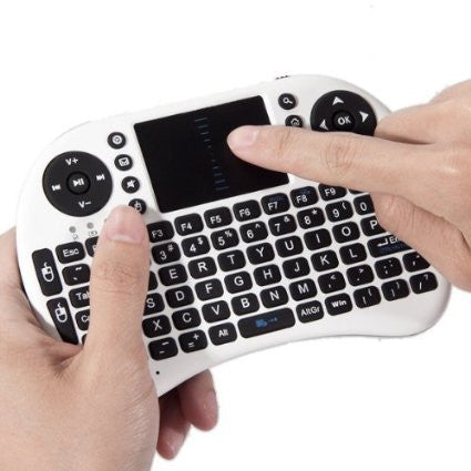upgraded bluetooth remote/keyboard