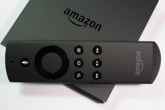 Amazon Fire TV unleashed Media Center New 2015 4K version with Alexa