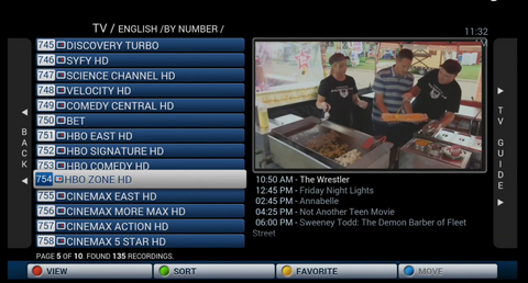 NEW PREIMIUM LIVE TV GUIDE