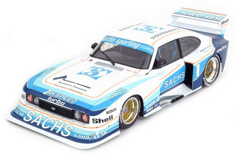 "FORD CAPRI TURBO GROUP 5 - SACHS' - HARALD ERTL - DRM ""SPECIAL"""