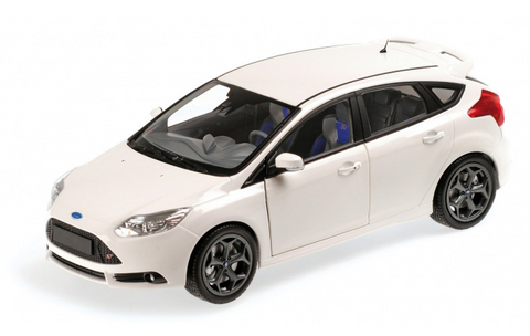 FORD FOCUS ST 2011 WHITE