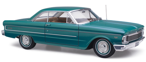 "Ford Falcon XP 1965 Futura Hardtop in Green Velvet "" SPECIAL """