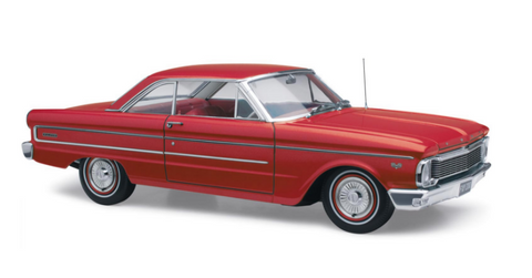 "Ford Falcon XP 1965 Futura Hardtop in Red Satin "" SPECIAL """