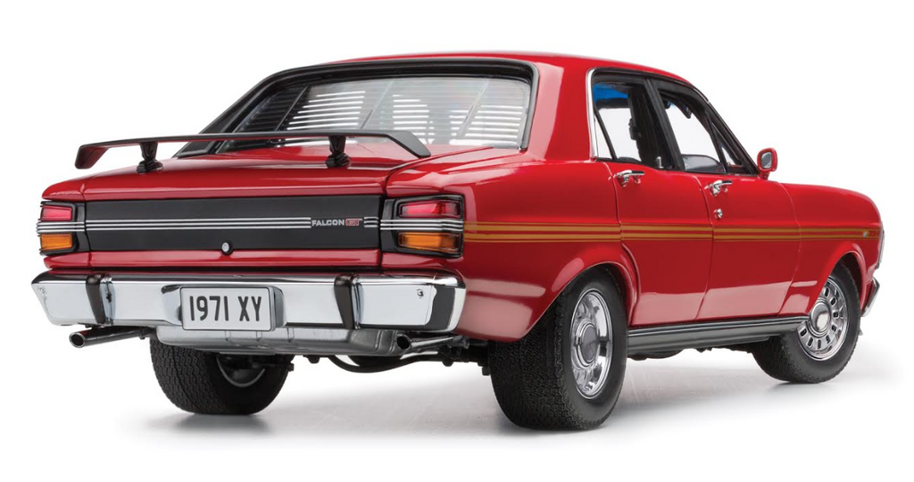 FORD XY FALCON GT - HO PHASE III RETRO WIDE BOOTS ( PRE - ORDER )