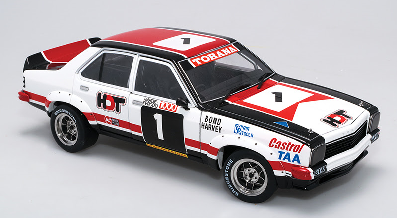 Holden LH Torana L34   Holden Dealer Team 1976 Hardie Ferodo 1000 Runner-Up  Drivers: Colin Bond / John Harvey ( PRE-ORDER )